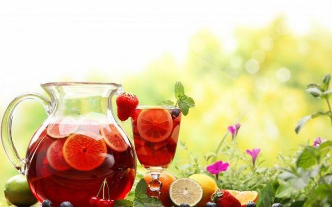 Учимся готовить компот из замороженных ягод - вкуснее, чем летом!