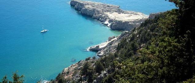 Греция Родос пляжи