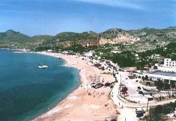 Родос нудистские пляжи