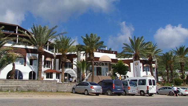 Уют и комфорт отеля caliente bodrum resort (bodrum)