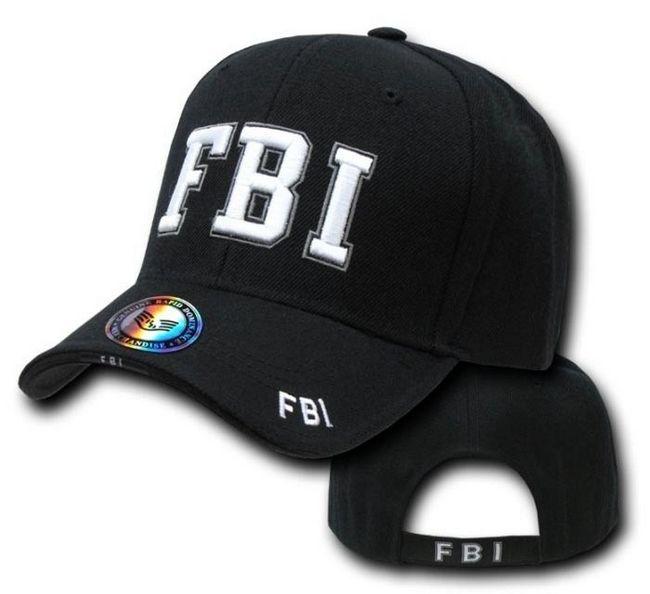 Ультрамодный аксессуар. Кепки fbi