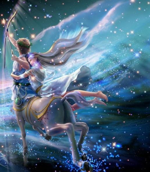 Уроки астрологии: характеристика стрельца-женщины