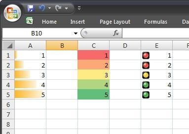 Условное форматирование в ms excel – малоизвестные стороны популярного табличного процессора