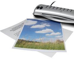 Услуги оперативной полиграфии: ламинирование документов