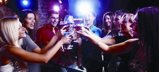 Устраиваем конкурсы для пьяной компании