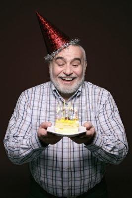 день рождения мужа, сценарий