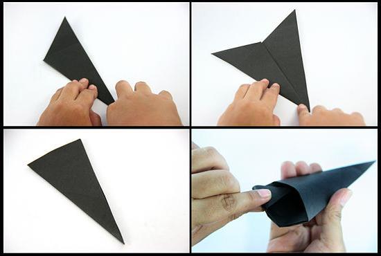 Узнаем о том, как из бумаги сделать сюрикен