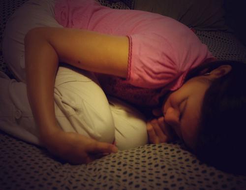 боль при менструации