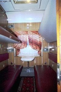 аварийные окна в плацкартном вагоне