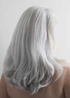 Краска для волос для седых волос.