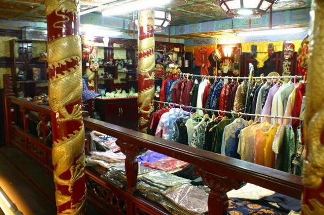 Ваш гид по гуанчжоу: шоппинг