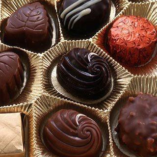 Ваша диета и калорийность конфет