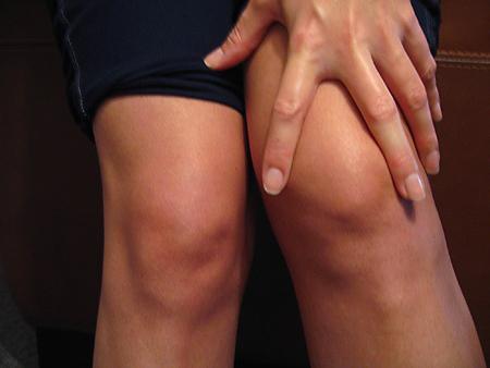 Важный вопрос: как убрать жир с коленей?