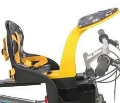 Велокресло для ребенка - как выбрать?