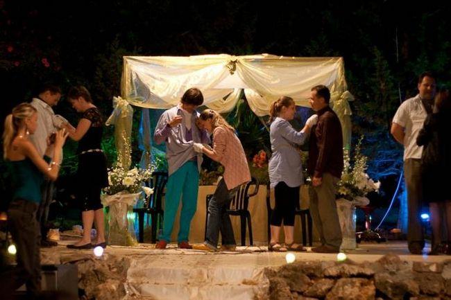 поздравления свидетеля на свадьбе