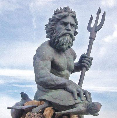 праздник нептуна сценарий