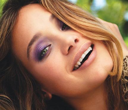 Весенний макияж и вечерний макияж лица. Два поэтапных урока