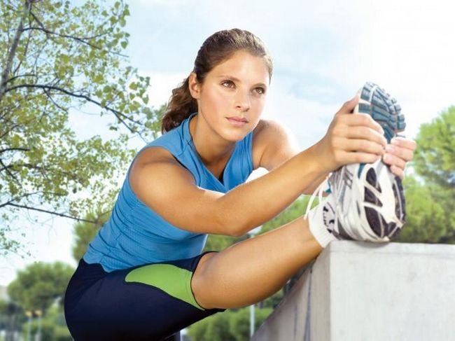 виды спорта для девушек
