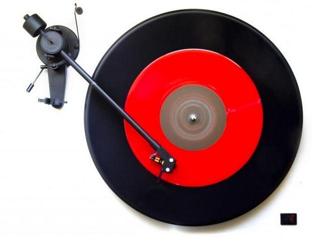 Виниловый проигрыватель - раритетное аудиоустройство высочайшего качества