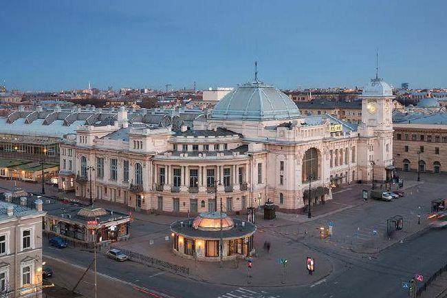 Витебский вокзал (метро