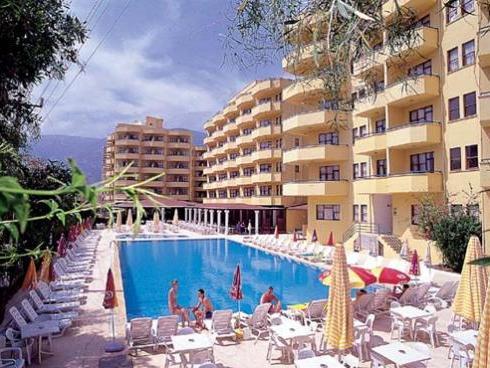 Viva ulaslar hotel в алании (турция)