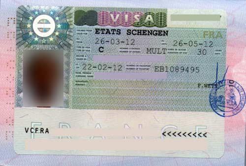 шенгенская виза черногория