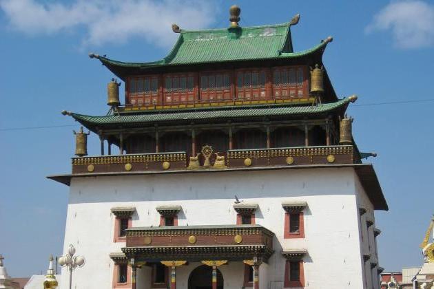 Поездка в Монголию