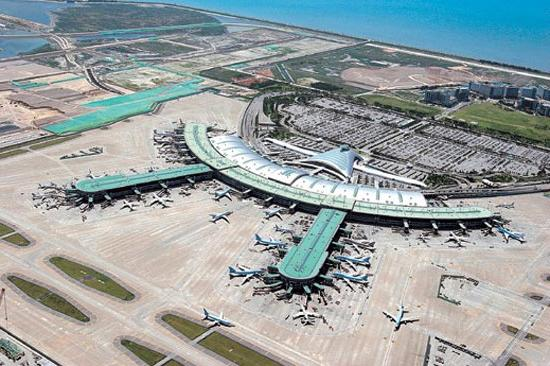 Визитная карточка страны: аэропорт абхазии