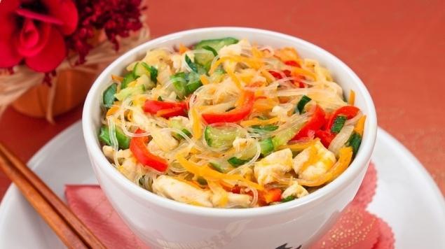 Вкусная «китайщина»: блюда из фунчозы