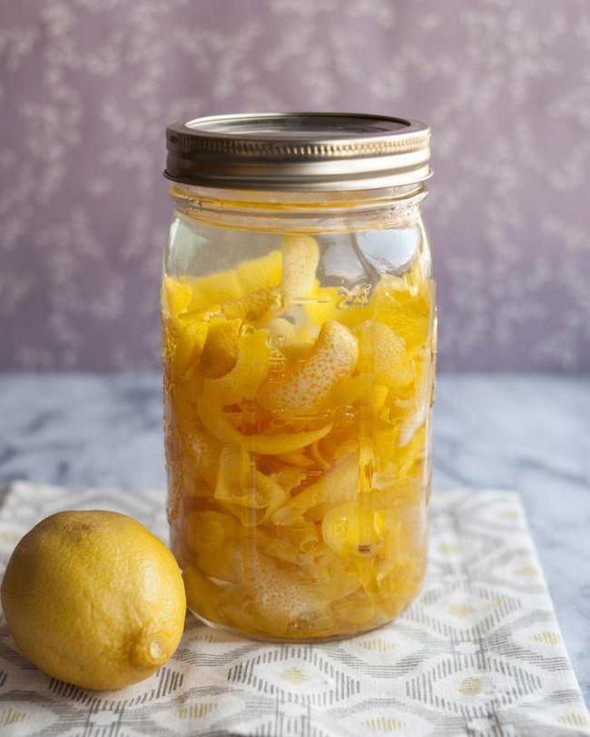Вкуснейший лимончелло в домашних условиях - это реально!