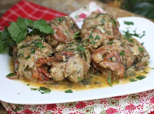 Диетические блюда из курицы