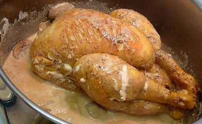 вкусная курица в мультиварке