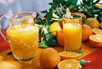 Вкусные и полезные напитки из апельсинов