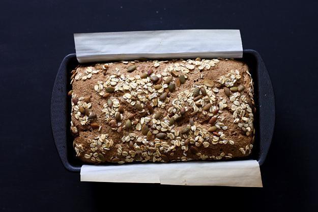 испечь ржаной хлеб в духовке