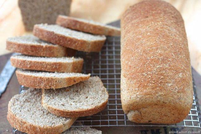 ржаной хлеб дома в духовке