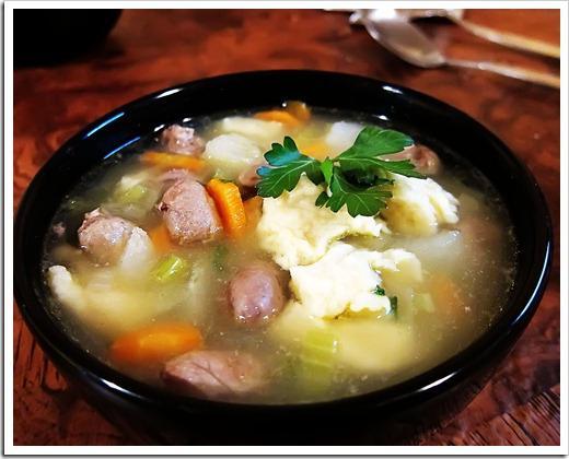 Вкусный суп из сердечек куриных. Рецепты