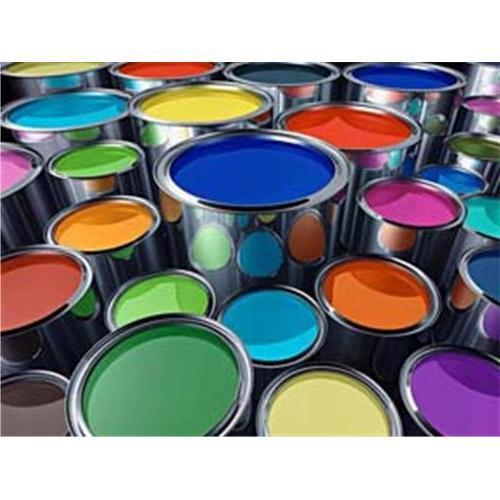 Водно-дисперсионные краски: виды и свойства