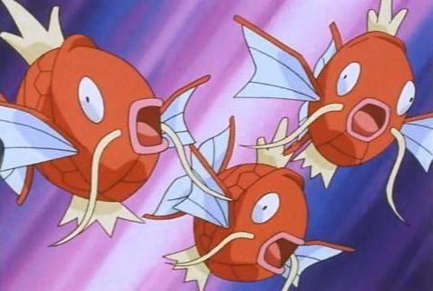 покемоны водного типа