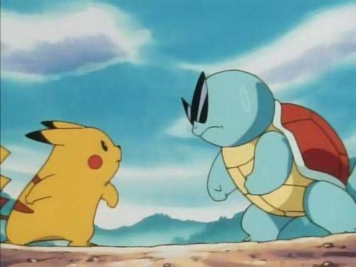 как ловить водных покемонов