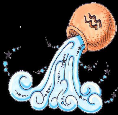 характеристика водолея