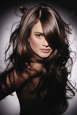 Вопрос на засыпку: как вывести черный цвет волос?