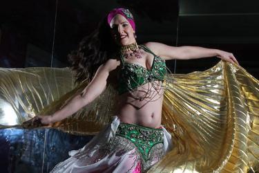 Восточные танцы живота и их магия