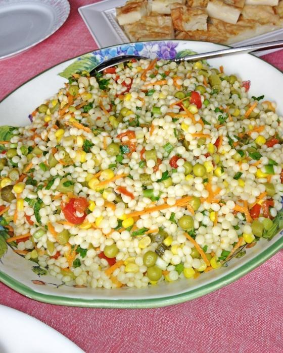 Восточный салат: три необычных рецепта