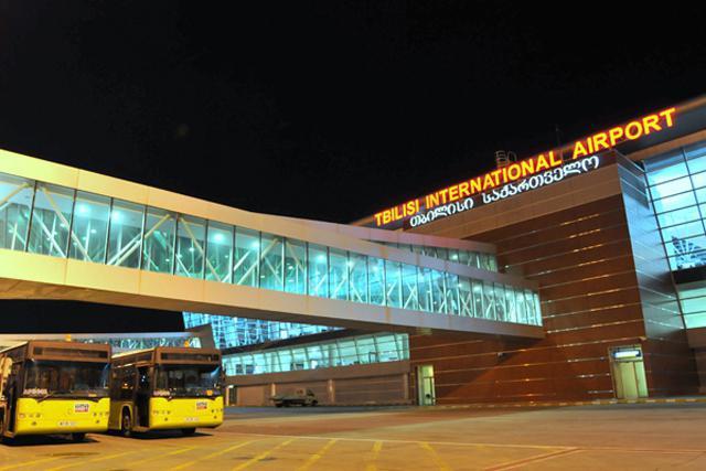 как добраться из тбилиси в аэропорт