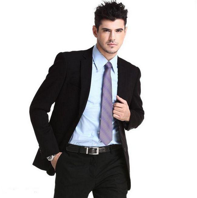 Выбираем костюм на выпускной для молодого человека