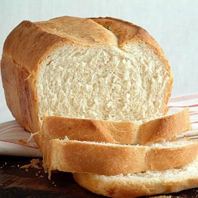 Хлеб домашней выпечки