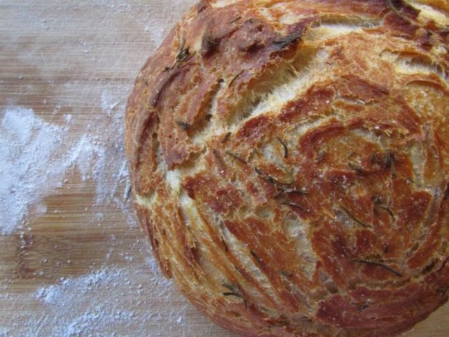 выпечка хлеба в мультиварке Редмонд