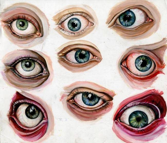Выражение глаз: как определить мысли собеседника?