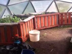 грядки на огороде
