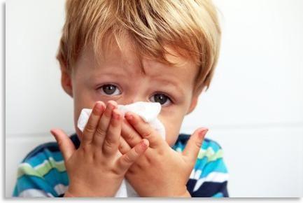 гайморит лечение у детей